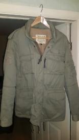 Alpha industries military field jacket