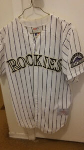 NEW Colorado Rockies Jersey RARE from 1993