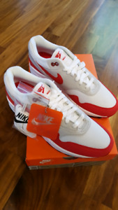 AIR MAX 1 ANNIVERSARY, DS, SIZE 8