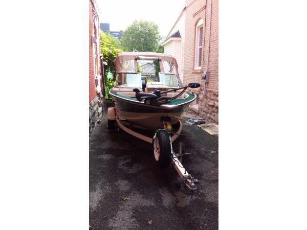 Used 1998 Legend Boats 178 Sportfish