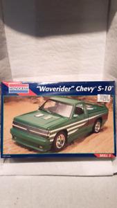 WaveRider Chevy S-10 Model Kit
