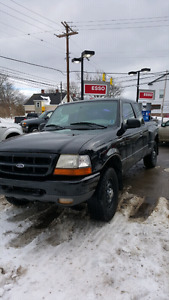 1999 Ford Ranger ext. Cab , 4x4