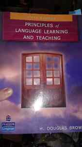Language learning psychology textbook  Peterborough Peterborough Area image 1