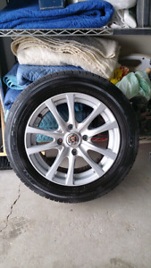 15 inch Rims 4×100 and Tires