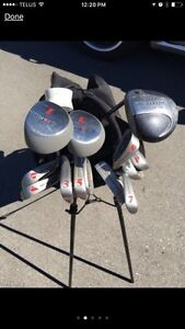 Golf Clubs & Bag ~ Right Handed Peterborough Peterborough Area image 2