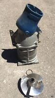 1992 stand up 750 Kawasaki stainless impeller and jet pump