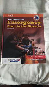 Nancy Caroline Emergency Care in the Streets 7th Edition