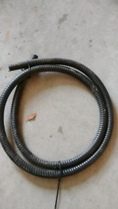 Hot tub wire
