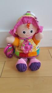 Lamaze Play& Grow My Friend Emily Take Along Toy