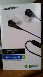 Bose® QuietComfort® 20 Acoustic Noise Cancelling® headphones