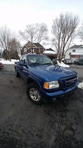 2007 Ford Ranger v6 4.0l Sport 4x4 7000$