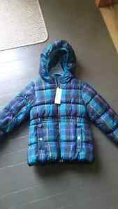 Size 5t Joe Fresh winter coat. Brand new with tags.