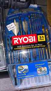 Drill bit sets - Mastercraft, dewalt, ryobi, skil, craftsman etc Kitchener / Waterloo Kitchener Area image 7