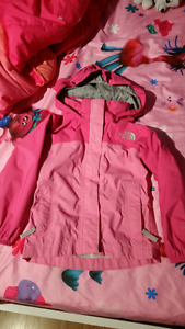 North Face Hyvent jacket - 4t
