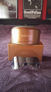 GUCCI Sunglasses, Retailed at $499 USD(Like New Condition)