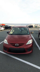 MAZDA 5, NEW MVI, CLEAN, UNDERCOATED, LOW KM, AUTOMATIC, HITCH