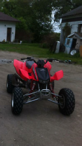 2008 Honda trx 450r for sale