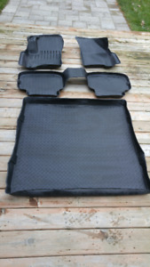Dodge Journey Husky Floor Liners FULL SET