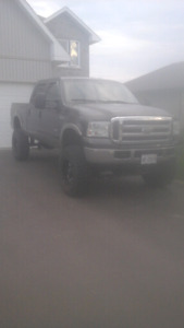 2006 F350 lifted