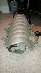 Dodge hemi 6.1L intake manifold