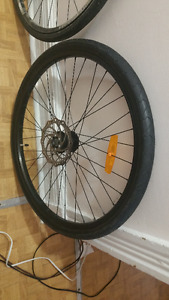 BIKE TIRES AND RIMS