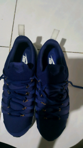 Blue Nike Shoes New