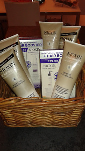 NIOXIN hair products new in box