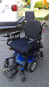 Jazzy electric wheel chair . Kingston Kingston Area image 3