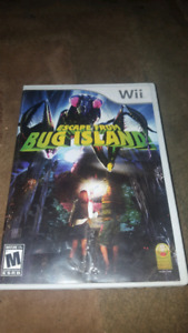 Escape from bug Island for the Wii