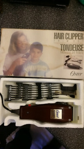 Oster Hair Clipper Trim Set