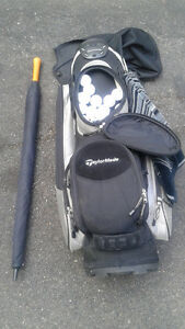 Golf clubs. Big Bertha Driver
