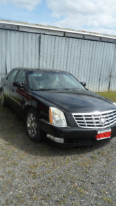 2007 Cadillac DTS with low mileage