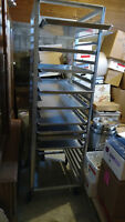 Aluminum Baking Stand with Racks