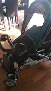 120$ Double Stroller Cambridge Kitchener Area image 7