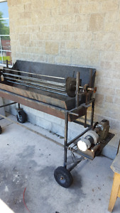 Roaster Rental($130); Pig,Lamb, Chicken