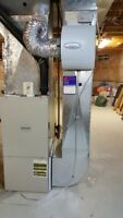 Humidifier, Furnace, Water Heater, Fireplace, Gas Pipe, Stove,