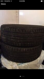 Nokian i3 tires - great condition!- 215 / 65 R15