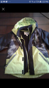 Boys 4T Childrens place winter jacket