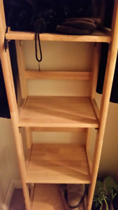 Shoe stand or book case