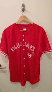 Russell Martin 55 Red Jersey and Blue Jays Snuggie