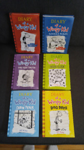 Childrens' Books - Diary of a Wimpy Kid
