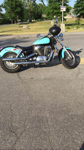 **HONDA SHADOW ACE EDITION MINT CONDITION**