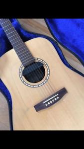 Left-Handed Simon Patrick Acoustic Guitar for Sale