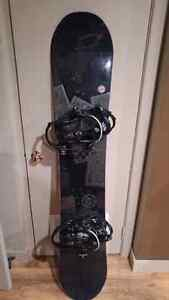 K2 beleiver snowboard and k2 binding