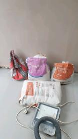 Free bags of multi finish bonding and adhesive