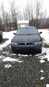 2004 BMW 7-Series 745i Berline