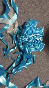 36 boucles pour décoration de mariage