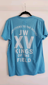Two Jack wills T-shirts