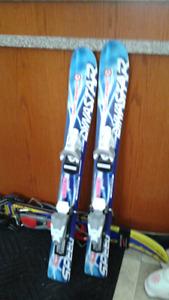 dynastar  skiis size 80