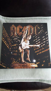 ACDC STIFF UPPER LIP VINYL ! BRAND NEW !